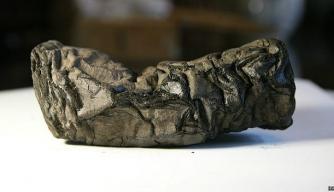 Herculaneum scrolls (Credit: Salvatore Laporta/AP)