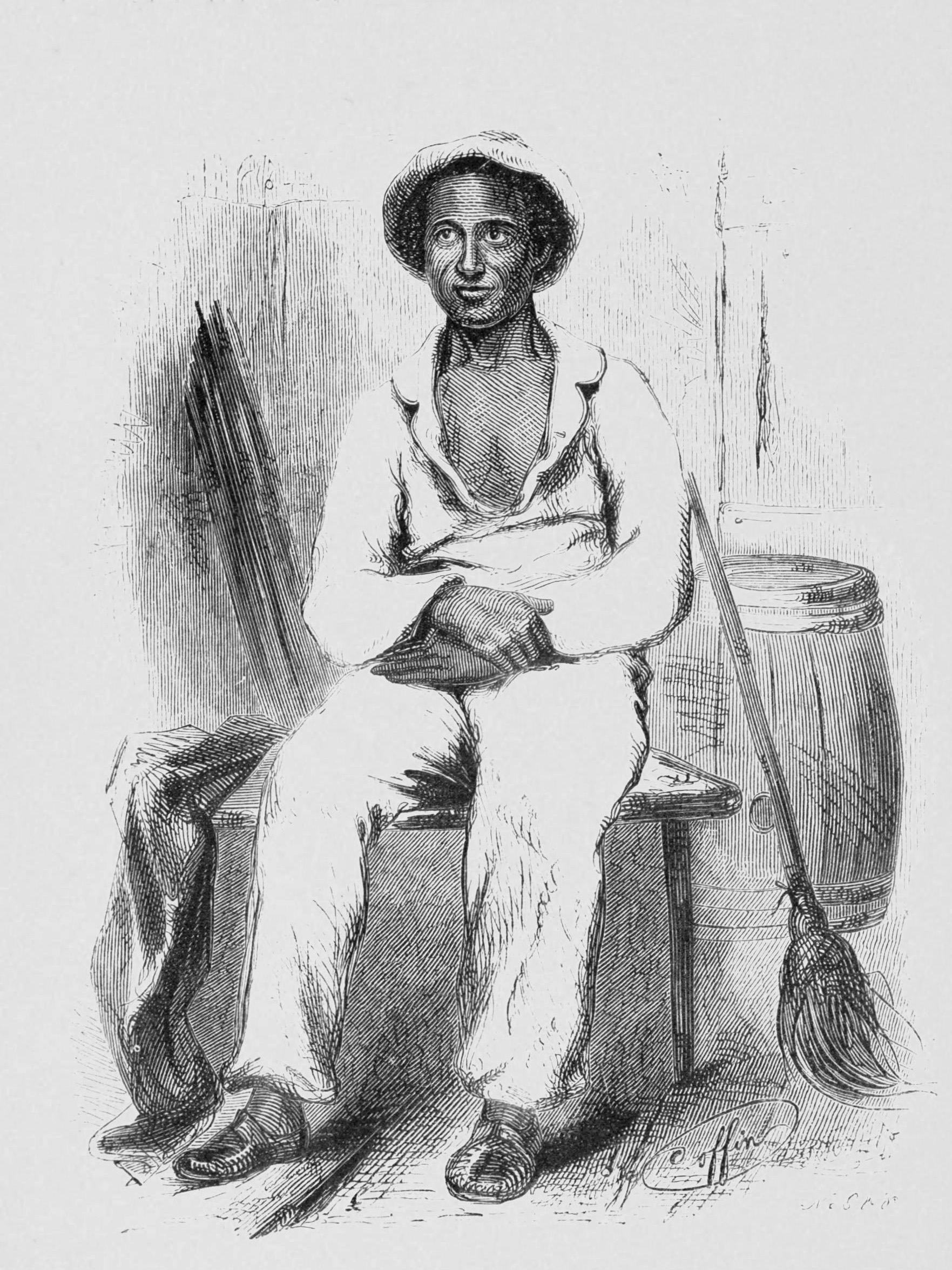 "solomon northup after his "" years a slave"" in the  hith solomon northup engraving"