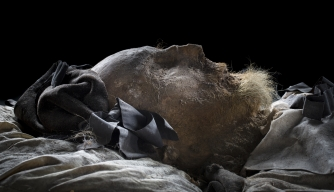 Baby Found Hidden in Coffin of Mummified Swedish Bishop