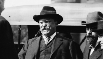 Shot in the Chest 100 Years Ago, Teddy Roosevelt Kept on Talking