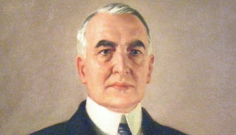 The Unexpected Death of President Harding, 90 Years Ago