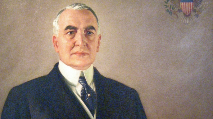 a biography of warren gamaliel harding an american president American president: warren gamaliel harding __ in-depth essays created by the university of virginia on the mysterious death of president warren g harding __ you will find a multi-page article find a grave memorial __ biography of warren harding and images of his grave.