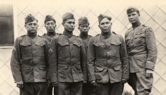 World War I's Native American Code Talkers
