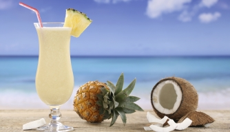 The Birth of the Piña Colada
