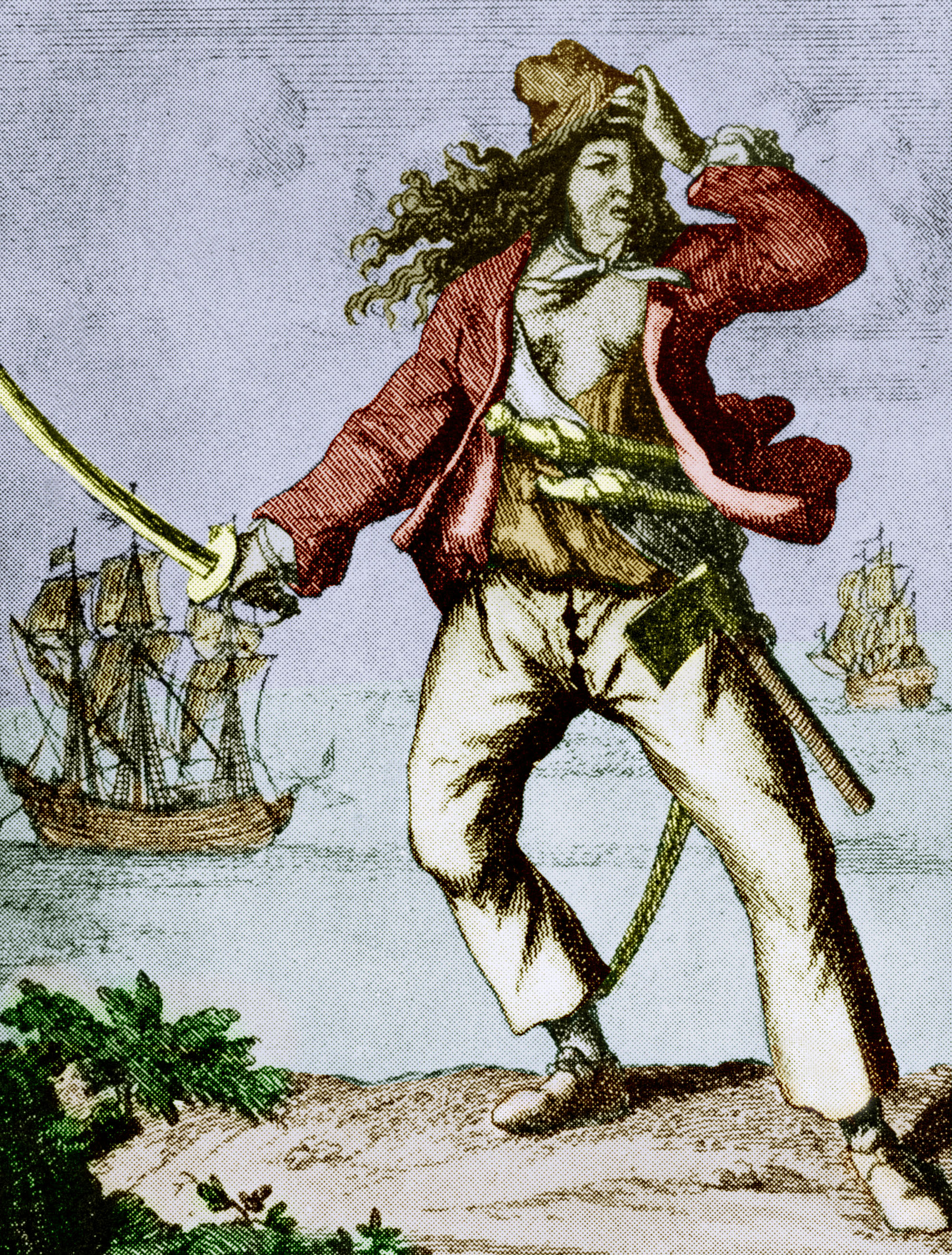 5 notorious female pirates lists mary read