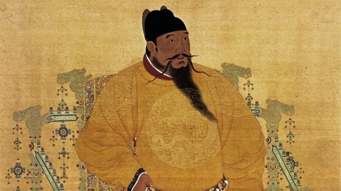 The Yongle Emperor
