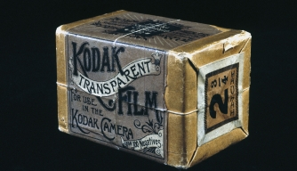 l Kodak film pack, c 1890.