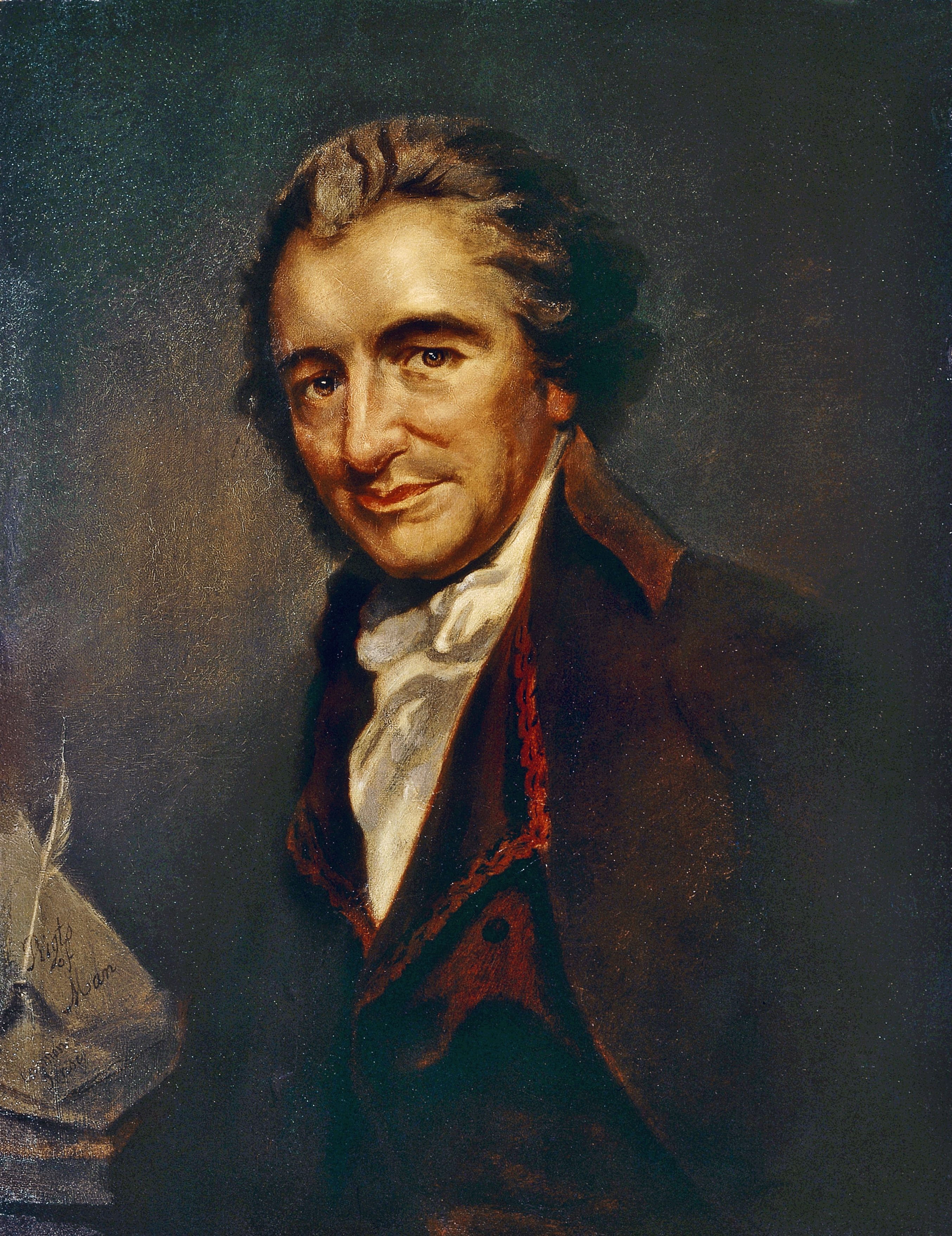 thomas paine essay prompt Weekly argument prompt the following passage is from rights of man , a book written by the pamphleteer thomas paine in 1791 born in england, paine was an intellectual, a revolutionary, and a supporter of american independence from england.
