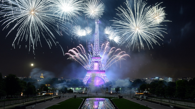 french revolution, eiffel tower