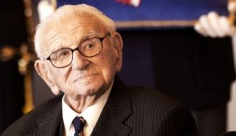 "Nicholas Winton, ""Britain's Schindler,"" Dies at 106"
