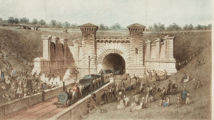 economy, finance, trains, london