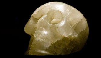 What are the crystal skulls?