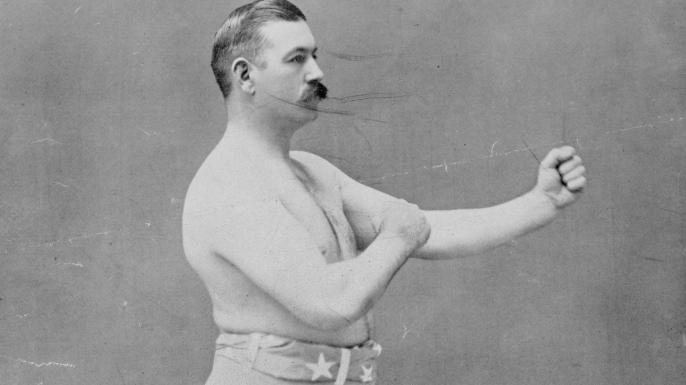 John_L._Sullivan, boxing