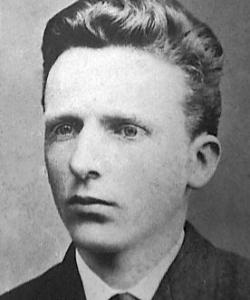 Theo van Gogh in 1878.