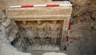 Tomb of Ancient Egyptian Princess Unearthed