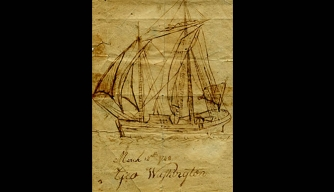 Drawing By 10-Year-Old George Washington Found?