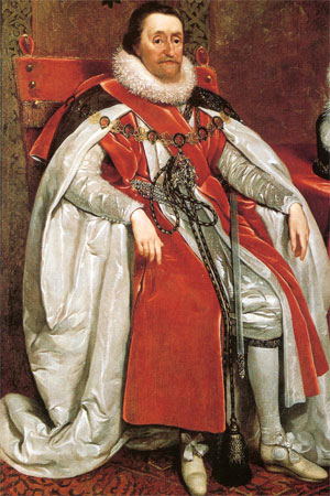 guy fawkes, james i