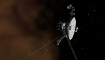 Voyager, NASA, Space