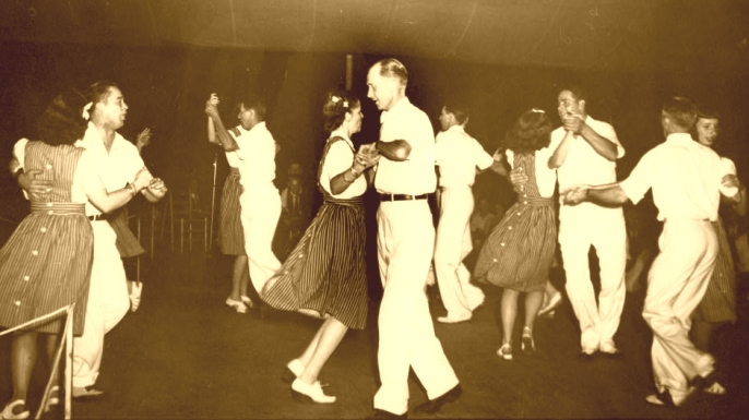 Square Dancing: A Swinging History - History in the Headlines