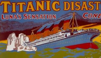 Titanic Mania, 1912 Style