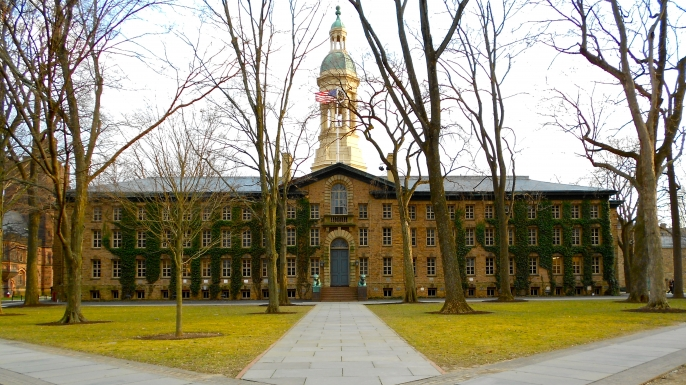 hith us capitals Nassau_Hall_Princeton