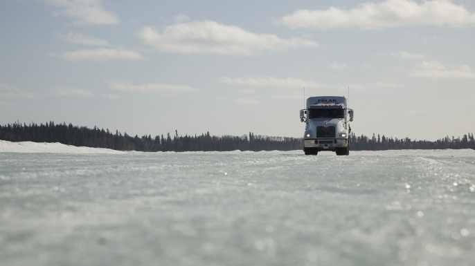 About Ice Road Truckers Season 9