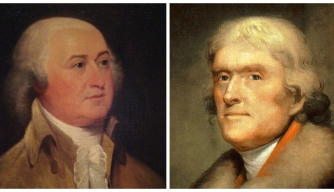 John adams, thomas jefferson