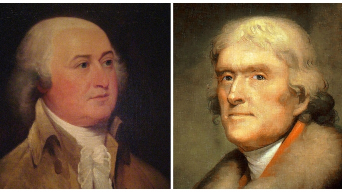 this history thomas jefferson john adams