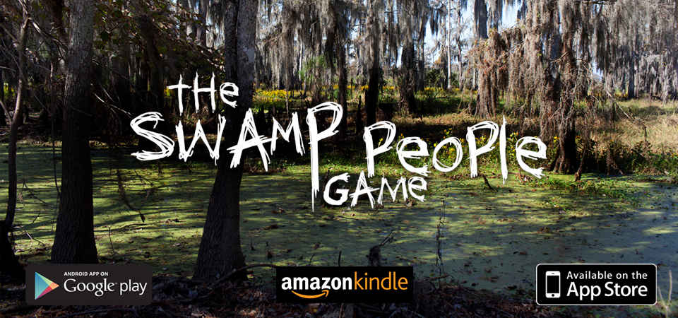Download the Swamp People mobile game