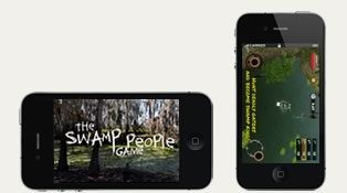 Swamp People Game app thumb