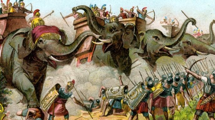 pyrrhic victories, rome