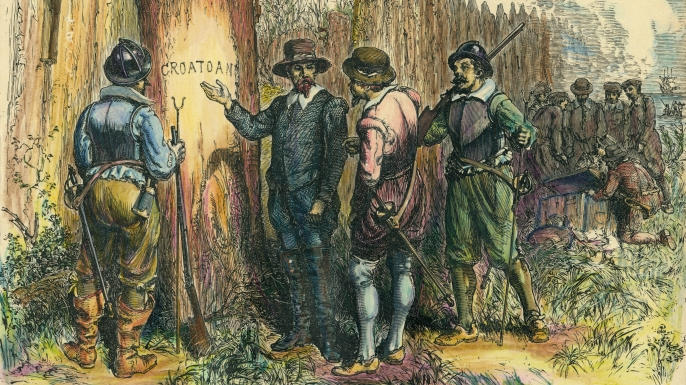 "Archaeologists Find New Clues to ""Lost Colony"" Mystery - History ..."