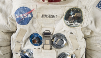 Kickstarter Funds Neil Armstrong Spacesuit Repair