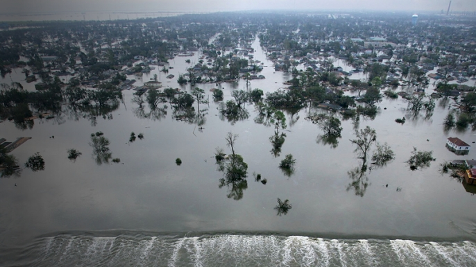 the effects of hurricane katrina It's been five years since hurricane katrina how much environmental damage  was done to new orleans and the gulf coast, and what sort of.