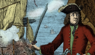 Henry Every's Bloody Pirate Raid, 320 Years Ago