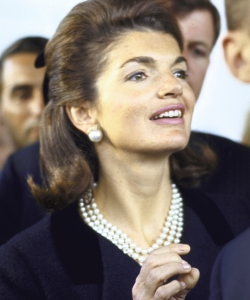 pope paul vi, jacqueline kennedy