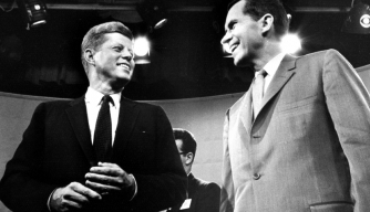 The First Kennedy-Nixon Debate, 55 Years Ago