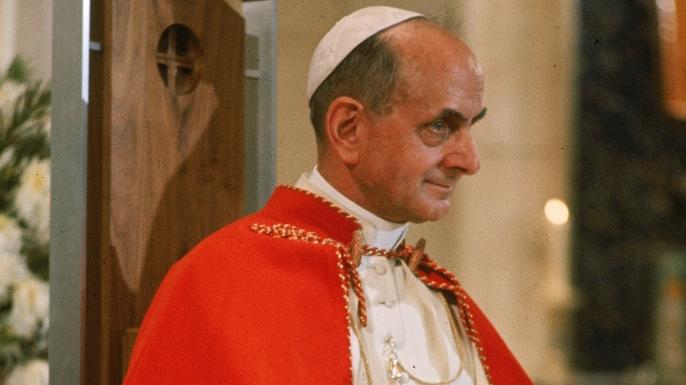 pope paul vi, vatican