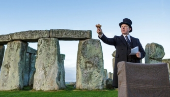 The Man Who Bought Stonehenge, 100 Years Ago