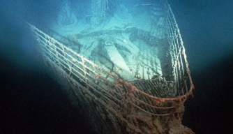 Titanic's Watery Grave Located, 30 Years Ago