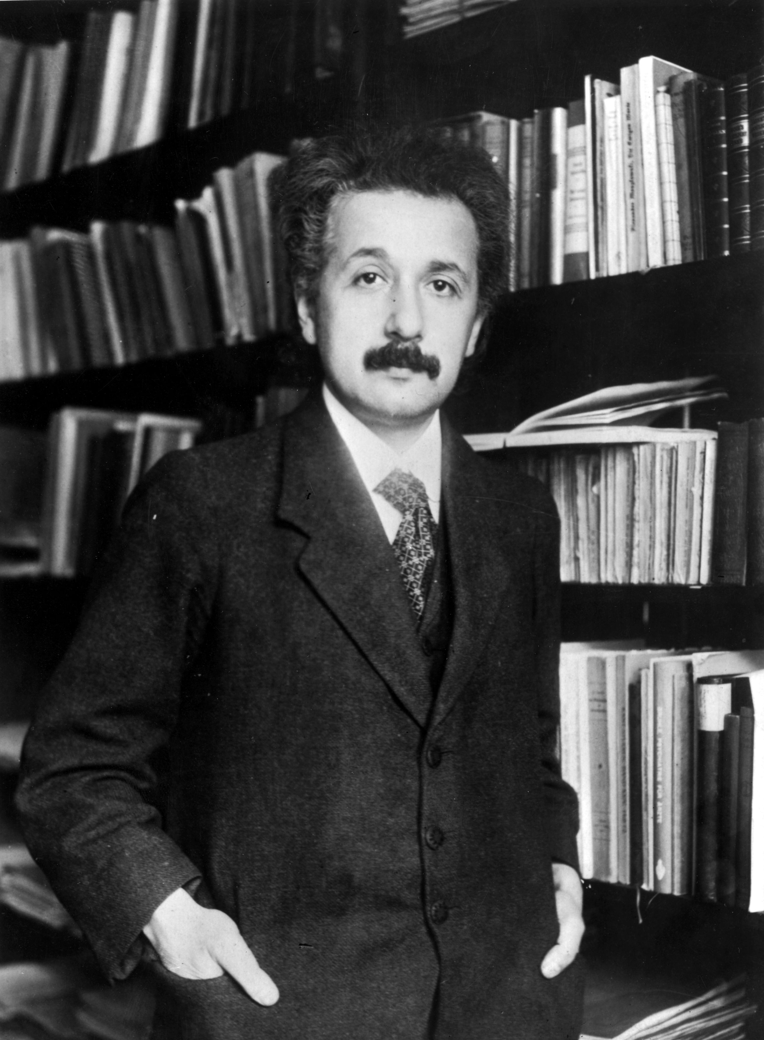 albert enstine Albert einstein was born at ulm, wuerttemberg, germany, on march 14, 1879  his boyhood was spent in munich, where his father, who owned electro-technical .