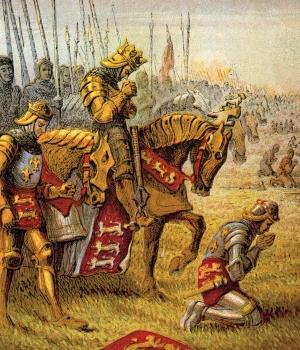 battle of agincourt, hundred years war