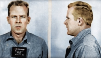 John William Anglin. (Credit: http://www.alcatrazhistory.com/)