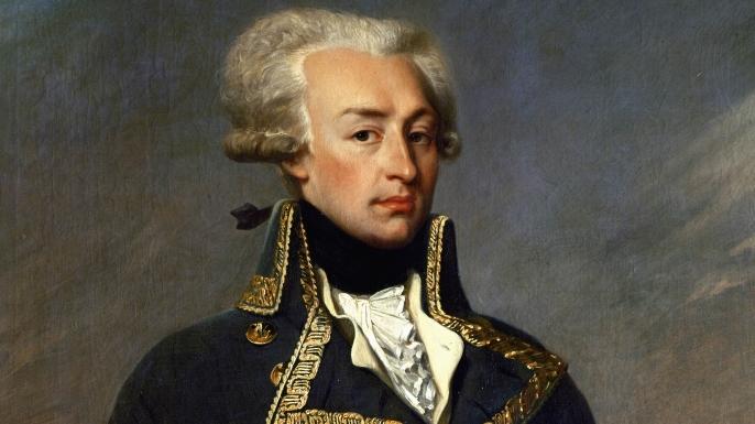 marquis de lafayette, american revolution, france
