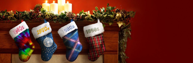Christmas Through the Decades