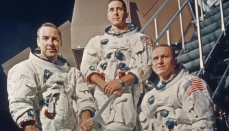 Remembering the Apollo 8 Christmas Eve Broadcast