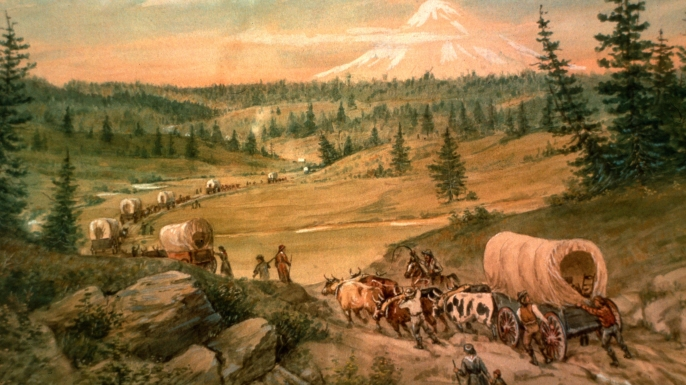 the development of society and the effects of westward expansion in the american society Expansion westward seemed perfectly newspaper editor john o'sullivan coined the term manifest destiny in 1845 to american missionaries believed they.