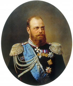 Czar Alexander III. (Credit: Fine Art Images/Getty Images)