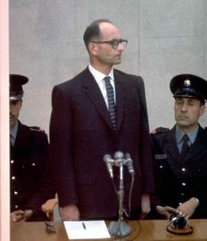 adolf eichmann, nazi party