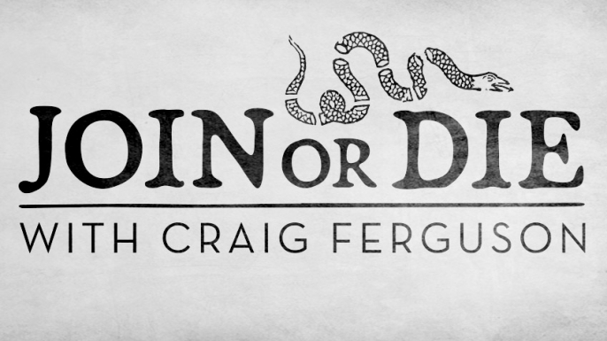 Q a with craig ferguson of 39 join or die with craig for Join or die tattoo